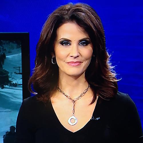 Lu Parker news anchor