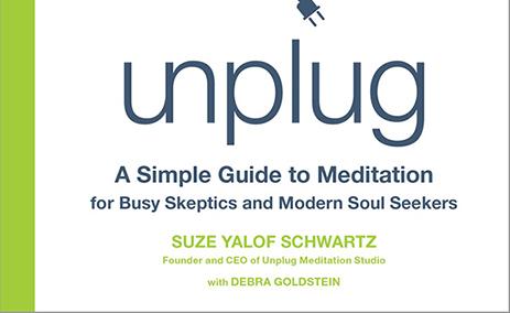 Unplug by Suze Yalof Schwartz